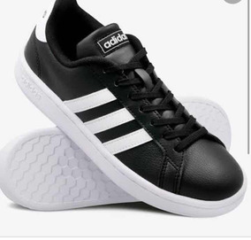 adidas Grand Court Negro/blanco
