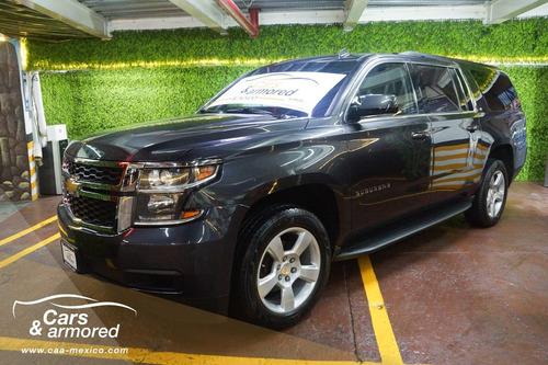 Chevrolet Suburban 2015 Blindada