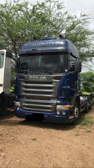 Scania R 420 Manual