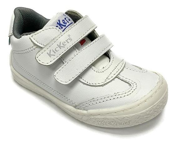 Zapatos Deportivos Colegiales Kickers Niño Ki 6880 Corpez 44