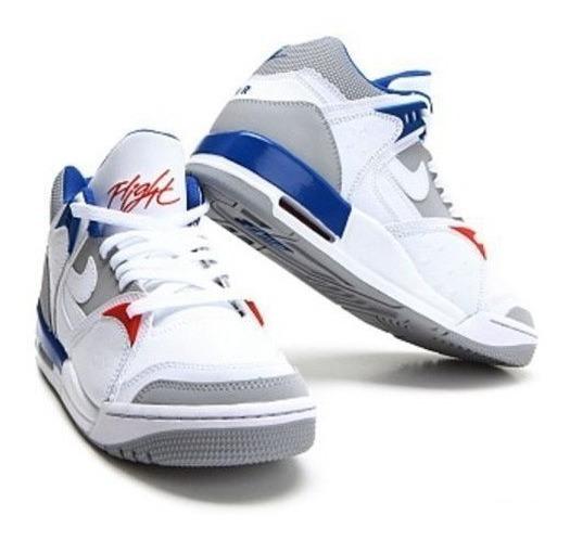 Tenis Nike Air Flight A Mitad De Precio Leer Bien Jordan