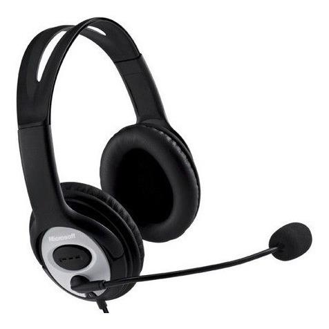 Headset Microsoft Lifechat Lx-3000 Usb 2.0