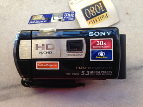 Sony Hdr-pj200 High Definition Handycam