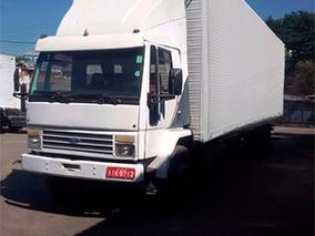 Ford Cargo 1615, 1990/1990, Toco, Baú E Reduzido