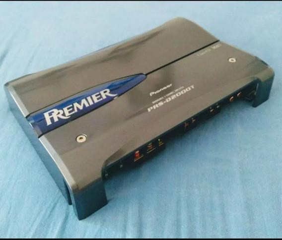 Amplificador 2 Canais Prs-d2000t Class Fd Premier Pioneer