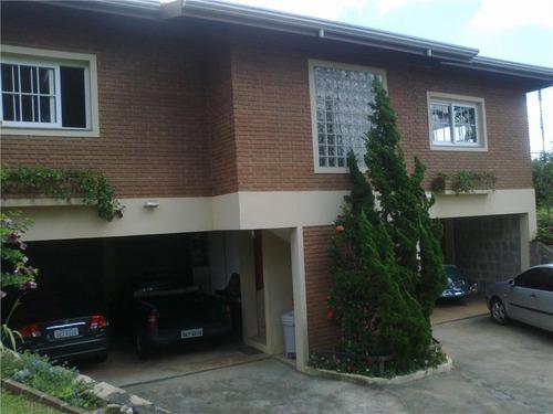 Casa À Venda Em Clube De Campo Valinhos - Ca255252