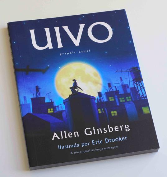 Uivo (por Allen Ginsberg, Graphic Novel)
