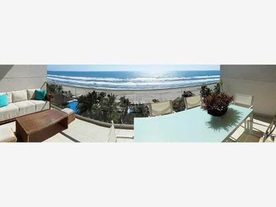 Cad Condominio Areia D 501 Amueblado Terraza Y Vista Al Mar