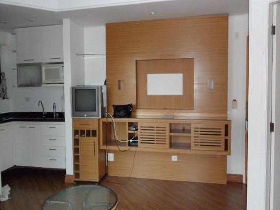 Flat Em Ibirapuera, São Paulo/sp De 35m² 1 Quartos À Venda Por R$ 325.000,00 - Fl85619