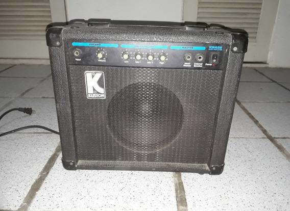Amplificador Para Baixo Portátil