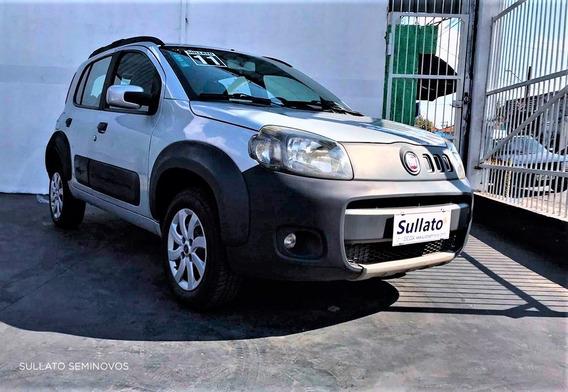Fiat Uno Way 4p 2011