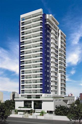 Apartamento, 2 Dorms Com 81.54 M² - Aviação - Praia Grande - Ref.: Ra148 - Ra148