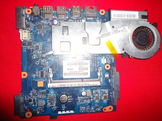 Placa Mãe E Cooler Notebook Acer Aspire Es1 511 Com Defeito