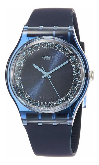 Swatch Blusparkles Watch Suon134