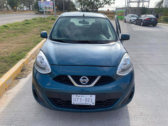 Nissan March 1.6 Active Cargo Abs Mt 2016