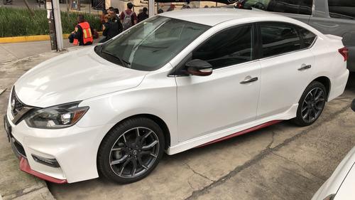 Imagen 1 de 9 de Nissan Sentra 2018 1.6 T Nismo Mt