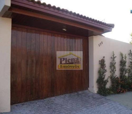 Casa Com 3 Dormitórios À Venda, 159 M² - Jardim Alvorada - Sumaré/sp - Ca4360