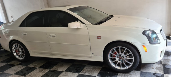 Cadillac Cts 3.6 B Qc Tab. Mad Bose At 2007