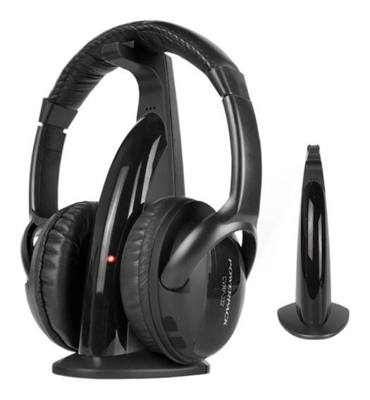 Fone De Ouvido Powerpack Cvrf-332 Wireless - Com Nota Fiscal