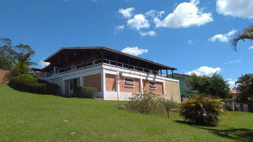 Chácara Residencial À Venda, Santa Isabel, Santa Isabel - Ch0051. - Ch0052