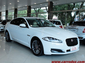 Jaguar Xf 2.0 Luxury Automático Gasolina 2015