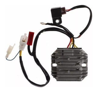 Regulador De Voltaje Trifásico Rouser Ns 200 Original-mc