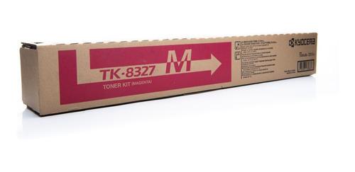Imagen 1 de 2 de Toner Tk-8327m Kyocera Original Para Taskalfa 2551ci