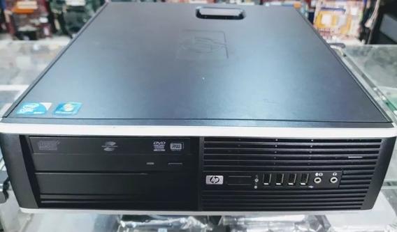 Desktop Hp Compaq 8000 Elite Core 2 Duo 4gb Hd 500gb