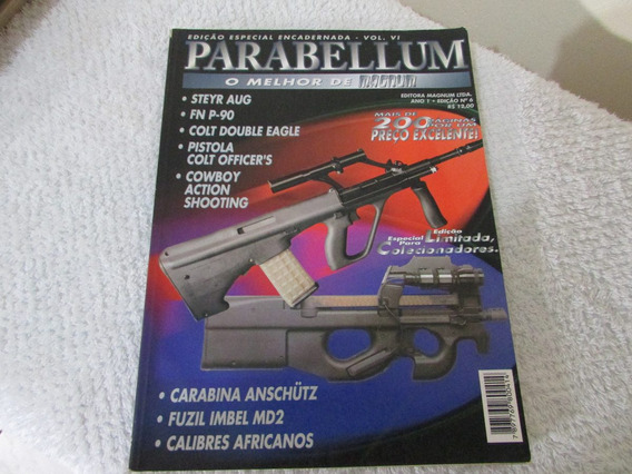 Revista O Melhor De Magnum N 6