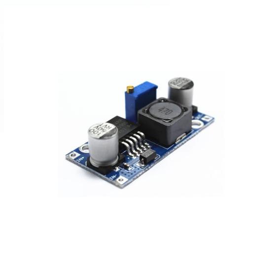 5 Unidades Regulador Lm2596 4.5-40v Out 2.5-35v