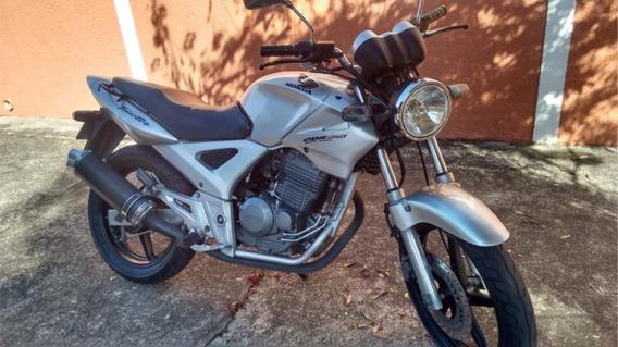 Honda Twister 250 Troco Menor Valor