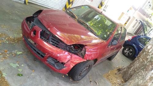 Renault Clio 1.2 Authentique Pack Ii Chocado Baja 04