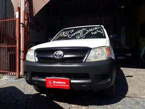 Toyota Hilux 2.5 Cab. Simples 4x4 2p 2007