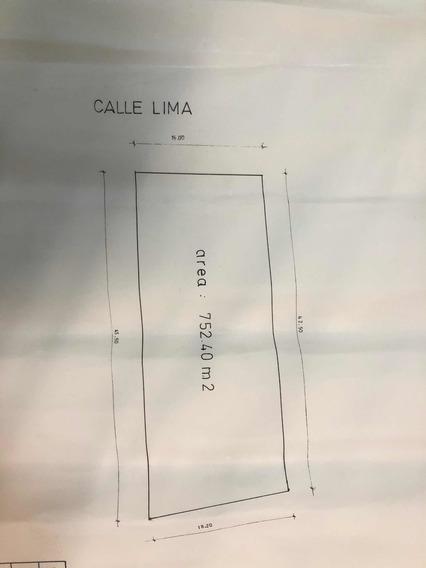 Terreno Urbano Chilca Cañete