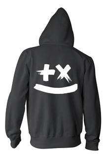 Campera Martin Garrix Smile Color Animal