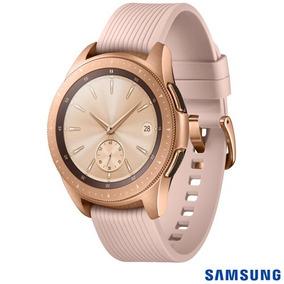 Galaxy Watch Bt 42mm Samsung 1,2 Pulseira Silicone 4.2 4 Gb