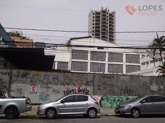 Galpão Comercial À Venda, Barra Funda, São Paulo. - Ga0005