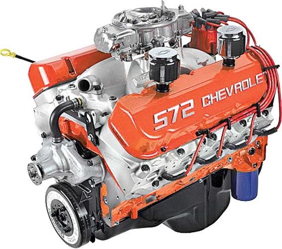 Motor V8 Chevrolet - Motor completo no Mercado Livre Brasil