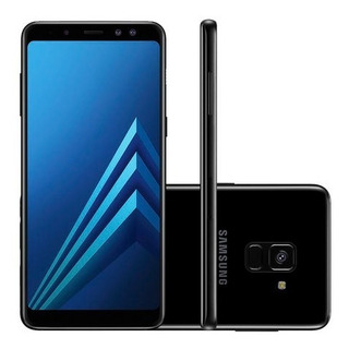Samsung Galaxy A8 2018 A530 64gb Dual 16mp Original Vitrine