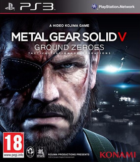 Metal Gear Solid V Ground Zeroes Ps3 .: Ordex :.