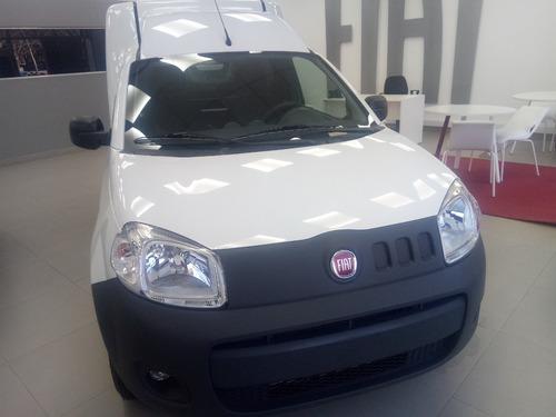 Imagen 1 de 8 de Fiat Fiorino 1.4 8v Furgoneta Pc