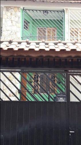 Imagem 1 de 29 de Sobrado À Venda, 158 M² Por R$ 500.000,00 - Parque Do Carmo - São Paulo/sp - So12915