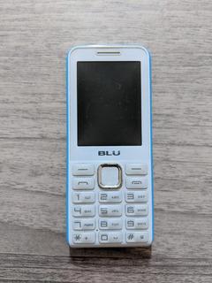 Celular Blu Tank 2 T192 Branco Dual Chip Câmera Rádio