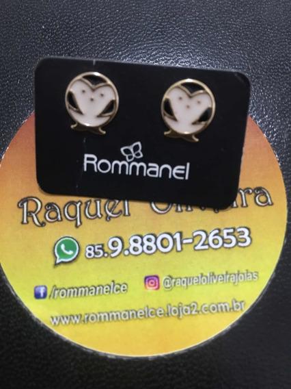 Brinco Rommanel Formato Pinguim