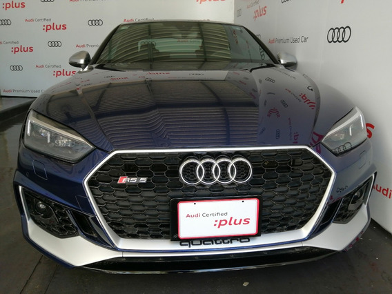 Audi Rs5 Coupe 2.9 Tfsi 450 Hp Triptonic