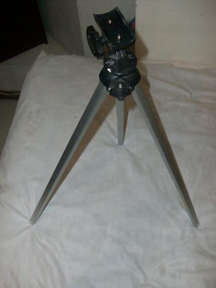 Tripode Camara Video Venta Oferta Remate Aluminio Y Base