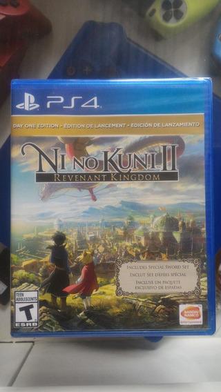 Nino Kuni Ii Revant Kingdom Para Ps4