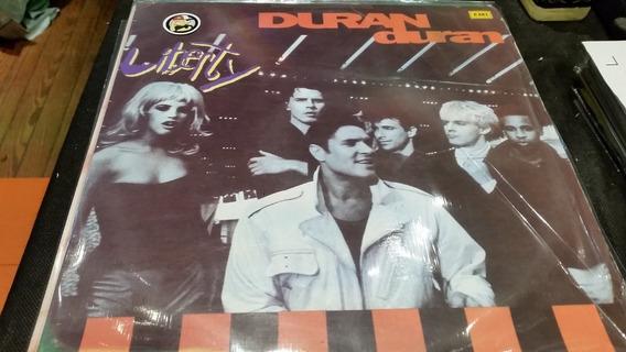 Duran Duran Liberty Lp Vinilo Colombia Rareza Excelente