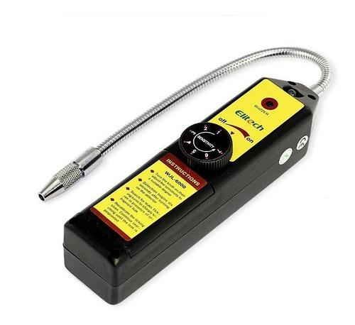 Detector Fugas Gas Refrigerante R134a R22 R410 R502 R12