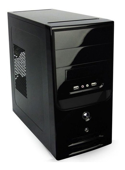 Cpu Montada Intel Celeron 2gb Hd 160gb Wind.7 Frete Grátis